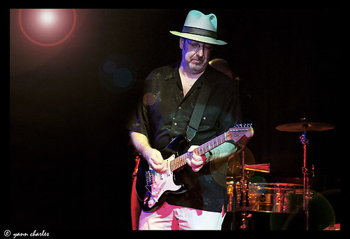 Tom Principato Blues Band @ Jazz Club Le Méridien Paris