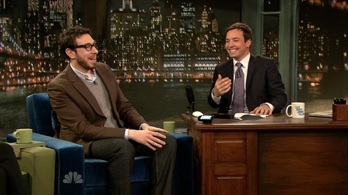 Thumb Jimmy Fallon ya hizo su primer Late Night