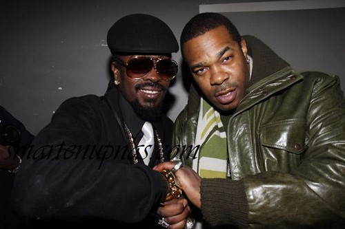 beenie man previews his new song ft busta rhymes