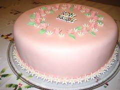 19th (scthing) Tags: cake decoration birthdaycake icing fondant sugarpaste