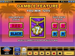 loaded bonus game