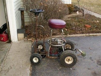 Motor stool