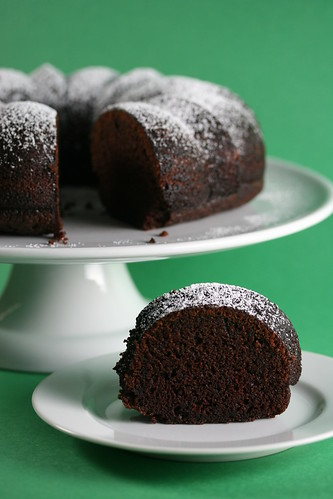 Food Librarian - Chocolate Cinnamon Bundt