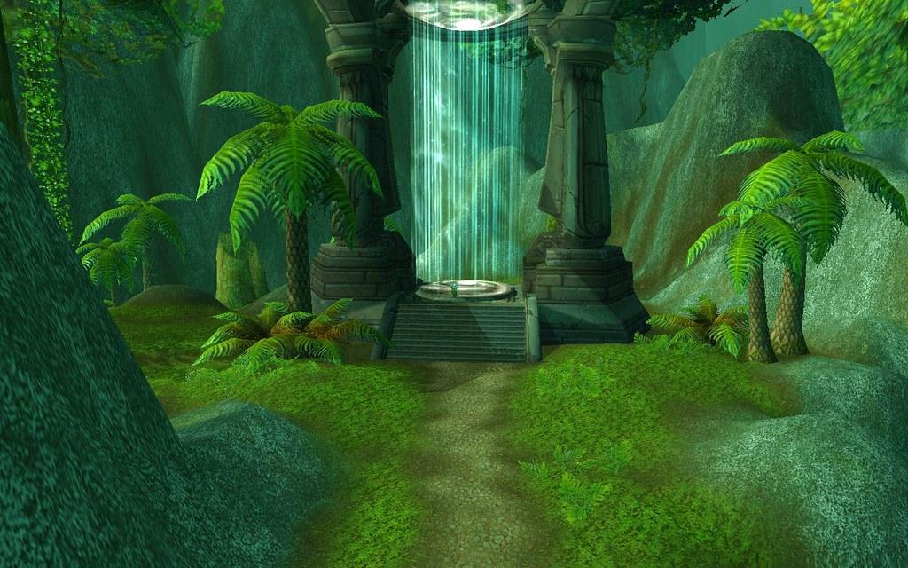 Un'Goro Portal (1)