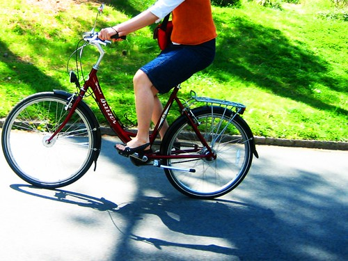 spring cycling (YIP: 96)