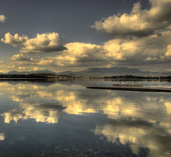 Clouds Drawing (Fabio Montalto) Tags: italy lake nature clouds reflections landscape bravo reflexions soe breathtaking naturesfinest awesomeshot photomatix nikond200 supershot fpg comabbio flickrsbest corgeno hdrfromasingleraw abigfave anawesomeshot aplusphoto theunforgettablepictures overtheexcellence theperfectphotographer theunforgettablephotographer absolutelystunningscapes rubyphotographer qualitypixels nikon1685 breathtakinggoldaward capturenx2 wagman30 flickrclassique flickraward platinumbestshot