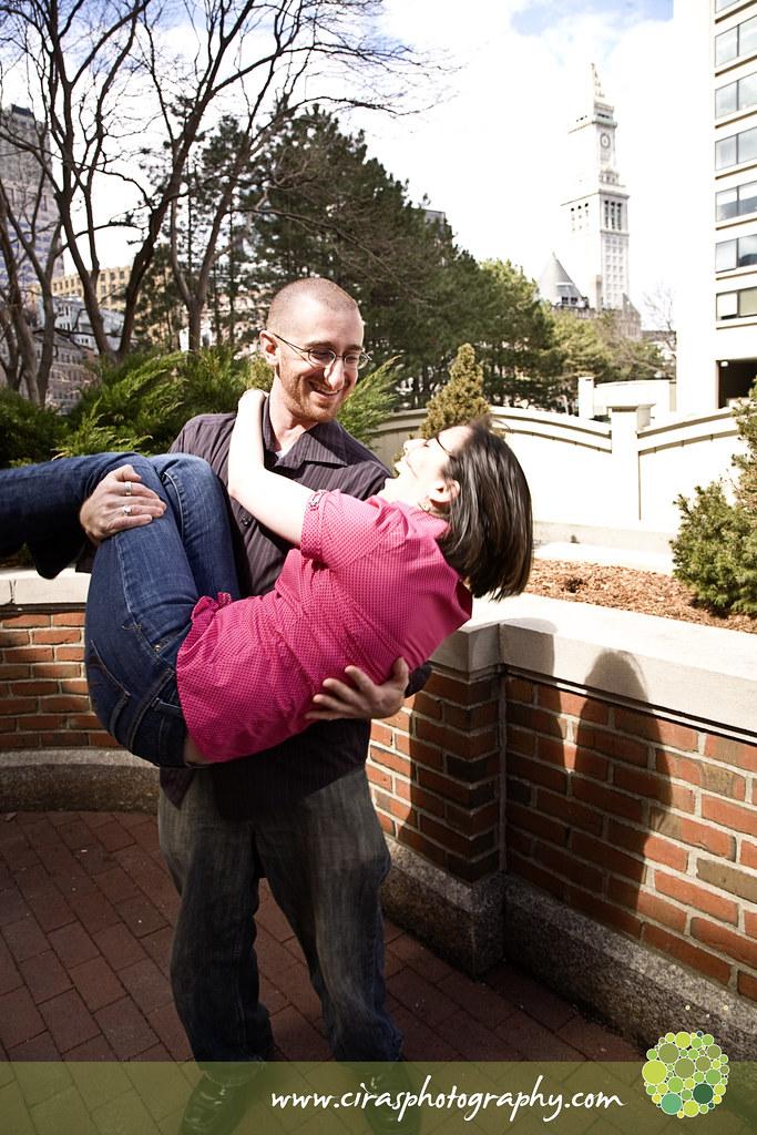 3429176919 7474fb1317 b Rowes Wharf  Boston engagement photos