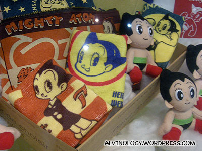 Astroboy handkerchieves