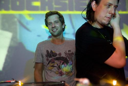 Ramchez & Falko Brocksieper & Berlin Underground // Studio K - Amsterdam