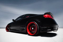 Boosted 360 Forged G35 (_jvns) Tags: nissan time wheels attack 360 os cams garrett piston turbo bumper disk brakes rod bolts lip clutch carbon cp fiber rims pistons rods triple g35 arp forged skirts studs exhaust jwt intake infiniti turbocharged carillo tein boosted greddy caliper rotora vq35 ferrea edfc geiken vq35hr rotoras underspoiler
