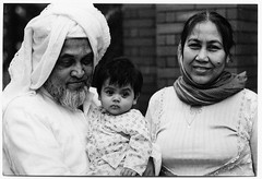 Basma with her grandparents (N A Y E E M) Tags: grandparents burmese bangladesh chittagong fujineopan400 basma leicar62 summiluxr80mm nayeemkalam