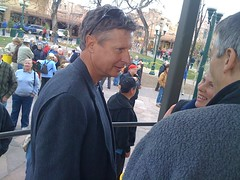 Fomer Gov. Gary Johnson