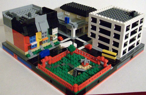 Micropolis Buildings