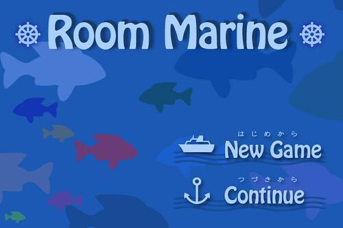 你拍攝的 Room Marine。