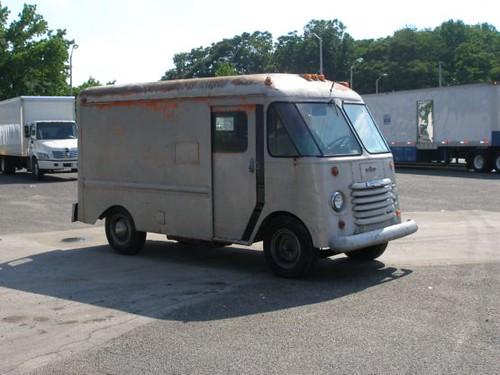 Chevy Aluminum Step Van