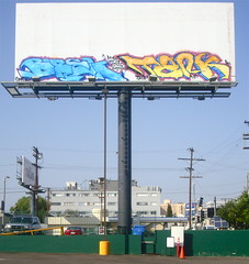 """ALL YOU SEE IS CRACK IN THE GHETTO!!"" (KZER) Tags: nbc tank billboard billboards gaw rte ltc brek"
