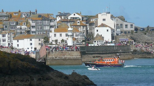 The Lifeboat,St.Ives,Cornwall