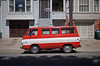 Street Parking: Dodge Sportsman Van A100