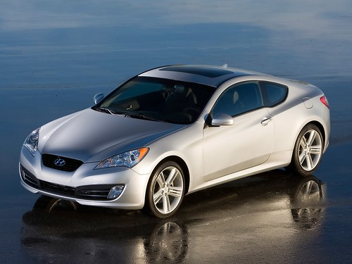 Safety features integrated to Hyundai Genesis are dual front airbags,