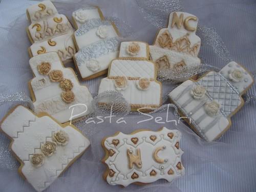 nesli nişan kurabiyeleri 1