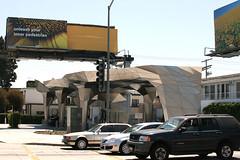 Helios House (ryntau) Tags: losangeles gasstation bp mimoa helioshouse