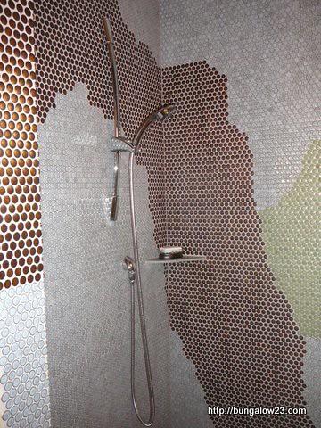 Bungalow modern shower