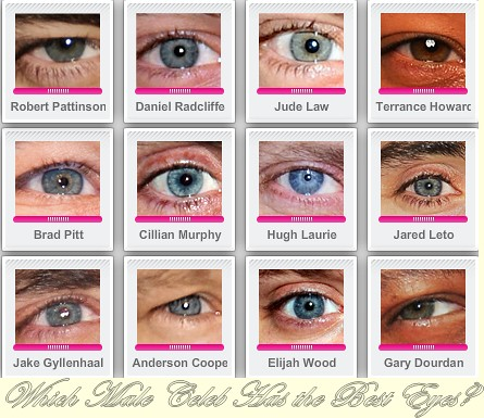 Which Male Celeb Has the Best Eyes? by editha.VAMPIRE GIRL<333