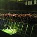 The crowd at the Basshunter gi