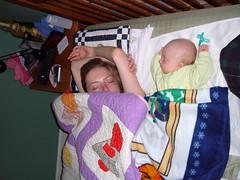 Adventures in co-sleeping