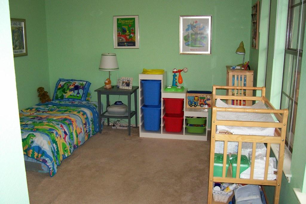 Cooper's new room