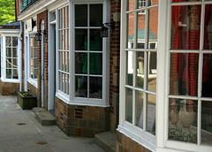 Window Wall 09.04.30 1749 (rowland-w) Tags: reflection window