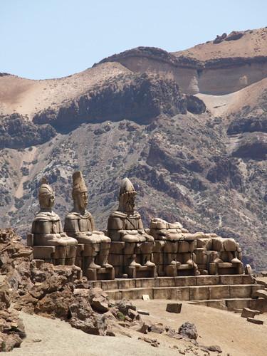 Clash of the Titans - movie set Tenerife