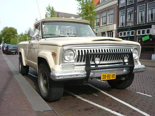 1974 Jeep Cherokee. 1974 Jeep J10