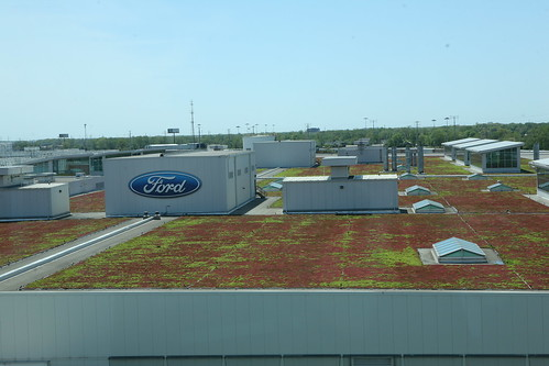 Rouge Factory - Living Roof