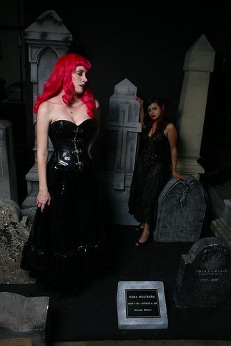Cemetery Girls