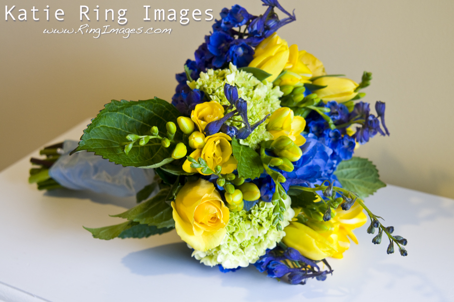 Kaleen Bridesmaid Flowers