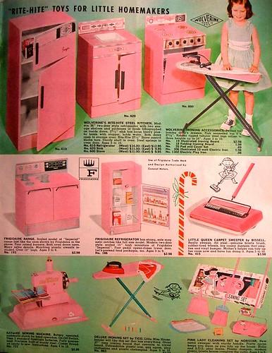 Rite-Hite Toys For Little Homemakers