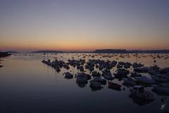 A l'aube de l't (jeanpierre) Tags: mer saint port bretagne breizh malo dinard matin aube
