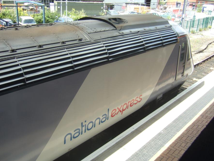 NATIONAL EXPRESS - HST (by CARLOS62)