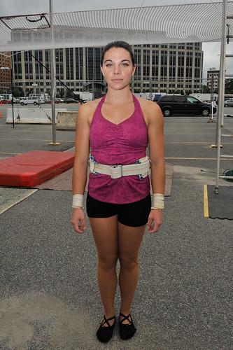 Dana, Trapeze Flyer