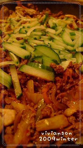 廚房圓舞曲-韓式牛肉拌飯