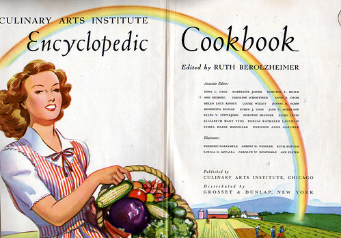 culinary arts cookbook