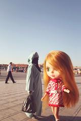 Mai @ Djamaa El Fna, Marrakech, Marocco