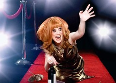 Kathy Griffin crawled on her hands and knees for a Grammy, and lost to George Carlin.