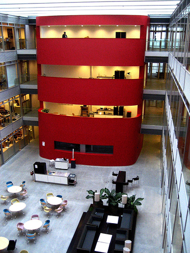 danish broadcasting headquarters