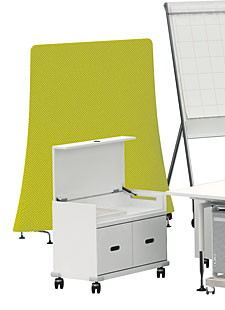 mobile elements screens by vitra