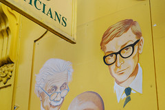 Optician, Near Portobello Road