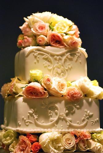 Cake Journal Ribbon Bowcake Journal Royal Icing