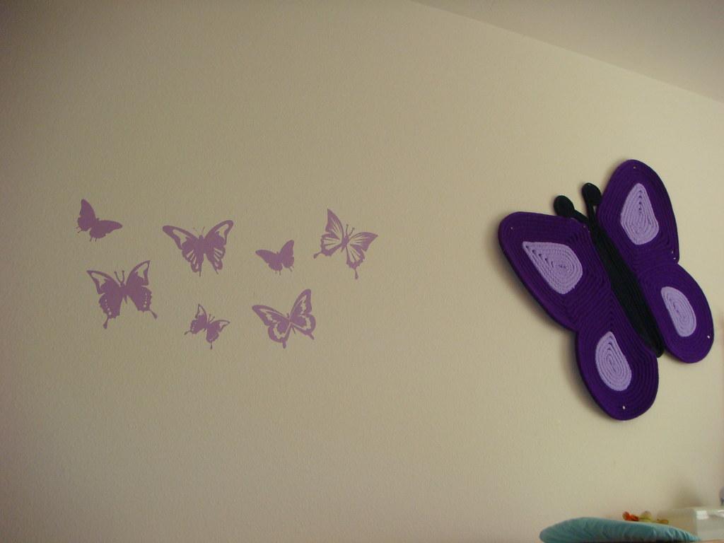 Butterflies Wall Slicks 4 of 4