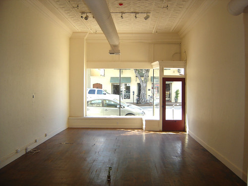 New Gallery Space - June 22, 2009